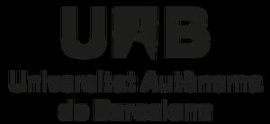 Logotipo de Universitat Autònoma de Barcelona