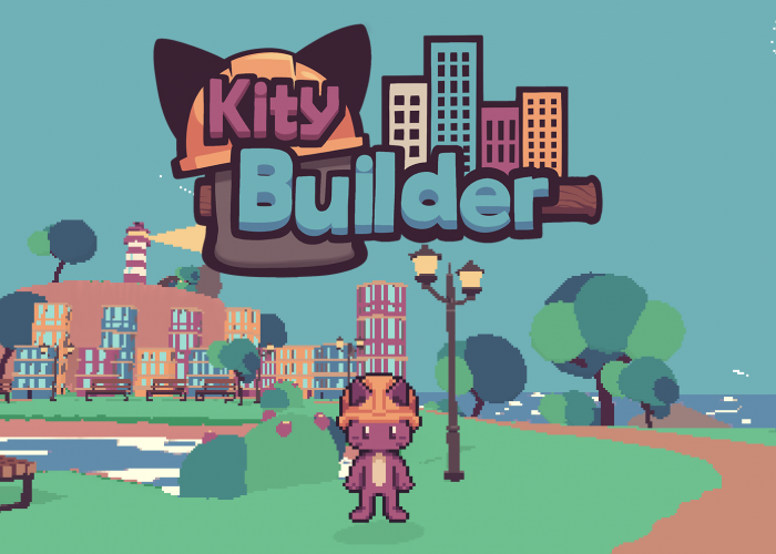 Kity Builder in game